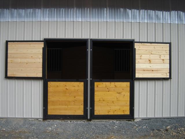 Ok Corrals Stalls Fencing Doors Horse Stalls Equine Equipment